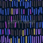シンプルなスティック シームレスなベクトルパターン設計