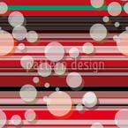 Avançar rápido em vermelho Design de padrão vetorial sem costura