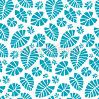 Water Leafs Pattern Design