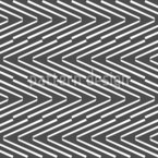 Illusional Chevrons Seamless Vector Pattern Design