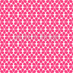 Girly Flower Dream Pattern Design