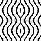 Grunge Linien Rapportiertes Design