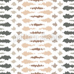 Abstract Wilderness Vector Pattern