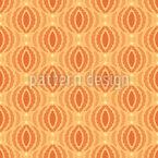 Lampião Design de padrão vetorial sem costura