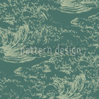 Wuthering Heights Seamless Vector Pattern Design
