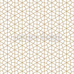 Golden Geometry Vector Design