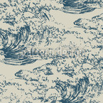 Storm Front Seamless Vector Pattern Design