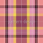 Granny Blanket Seamless Vector Pattern
