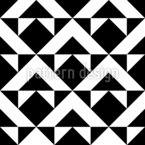 Dynamic Shapes Seamless Vector Pattern Design