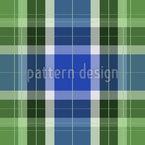 Einfaches Karo Muster Design