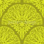 Aufsteigende Natur Musterdesign