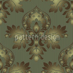 Modern Brocade Design Seamless Vector Pattern Design