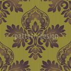 Moderner Brockat Muster Design