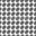 Square Overlap Seamless Vector Pattern