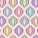 Colorful Holidays Repeat Pattern