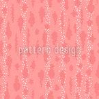 Gezackte Elemente Und Punkte Rapportiertes Design