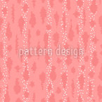 Jagged Elements And Dots Repeating Pattern