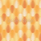 Geometrisches Blatt Musterdesign