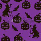 Halloween Mood Repeat Pattern