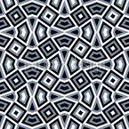 Formas Fivela Design de padrão vetorial sem costura