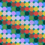 Simple Honeycombs Repeating Pattern