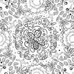 Ottobre astratto disegni vettoriali senza cuciture