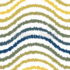 Shibori Wellenstreifen Vektor Design