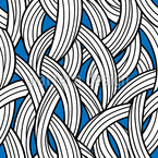Weaved Waves Pattern Design