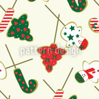 Sweet Anticipation Seamless Vector Pattern Design