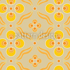 Ottomani Seamless Vector Pattern