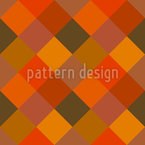 Autumn Check Repeat Pattern