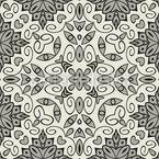 Embellished Rhombus Vector Design