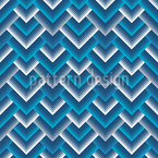 Herringbone Seamless Vector Pattern Design