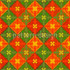 Tradition In Russia Seamless Vector Pattern