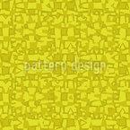 シェイプのカオス シームレスなベクトルパターン設計