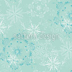 Winter Vector Ornament