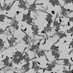 Abstract Urban Camouflage Seamless Vector Pattern Design
