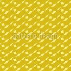 Минималистичные падающие бумаги Бесшовный дизайн векторных узоров