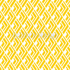 Sunny Geometry Seamless Vector Pattern Design