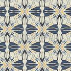 Oriental Tale Seamless Pattern
