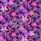 Clematis Repeating Pattern