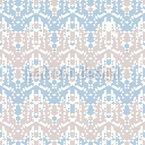 Pastell Dreieck Zickzack Nahtloses Vektormuster