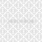 Diagonales Karo Nahtloses Vektormuster