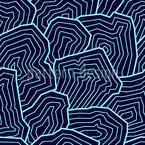 Eisblöcke Muster Design