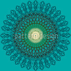 Filigree Circles Design Pattern
