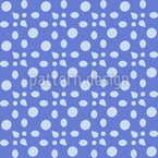 Dots In Various Forms Vector Pattern