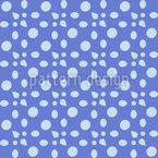 各种形式的圆点 无缝矢量模式设计