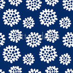 Particle Seamless Vector Pattern Design