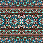 Arabic Luxury Seamless Vector Pattern