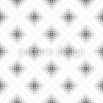 Optical Illusion Of Volume Seamless Vector Pattern Design